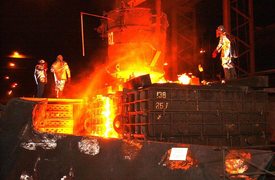 Emelkedett a globális acéltermelés