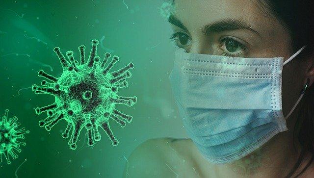 Lassul a járvány terjedése Franciaországban