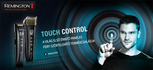 Remington | Touch Control